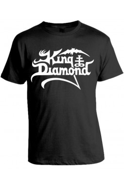 Camiseta King Diamond
