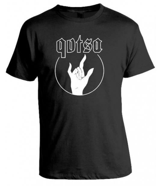 Camiseta Queens Of The Stone Age - Modelo 05
