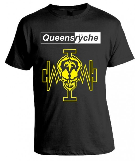 Camiseta Queensryche