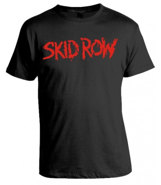 Camiseta Skid Row
