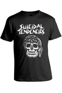 Camiseta Suicidal Tendencies - Modelo 02