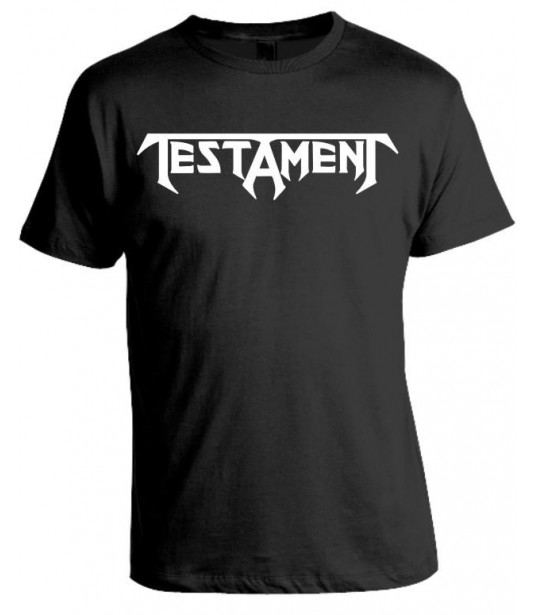 Camiseta Testament