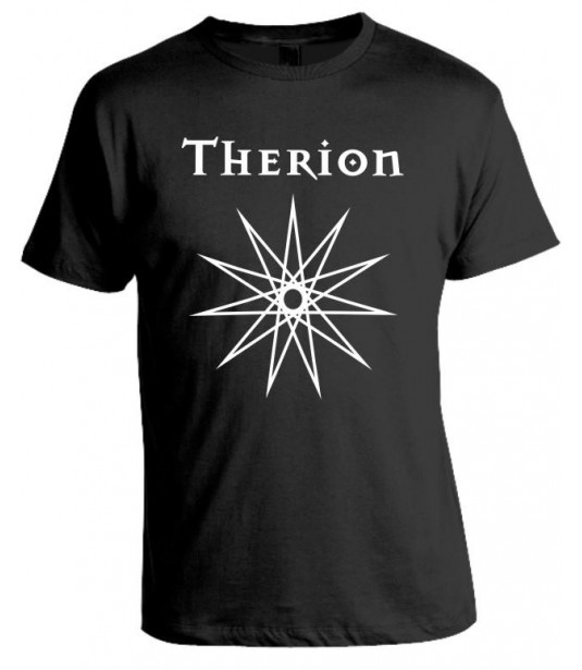 Camiseta Therion - Modelo 03
