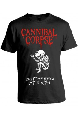 Camiseta Cannibal Corpse - Butchered At Birth
