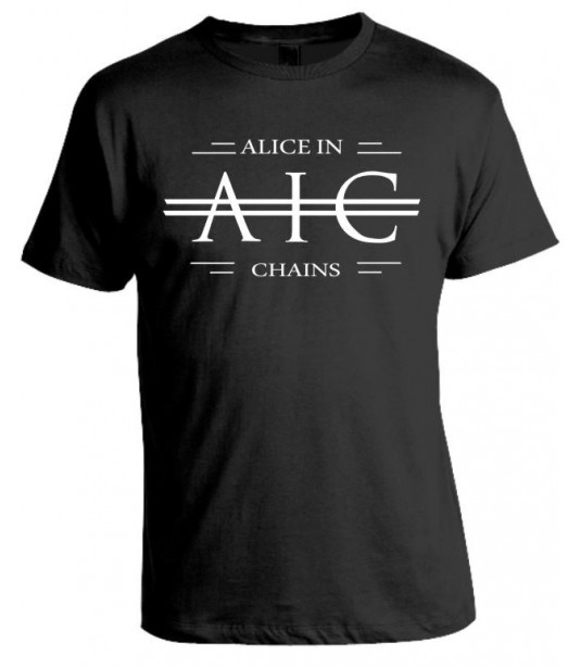 Camiseta Alice In Chains Modelo 03