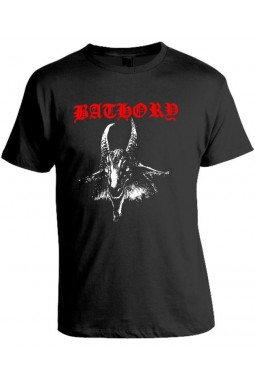 Camiseta Bathory - Modelo 02