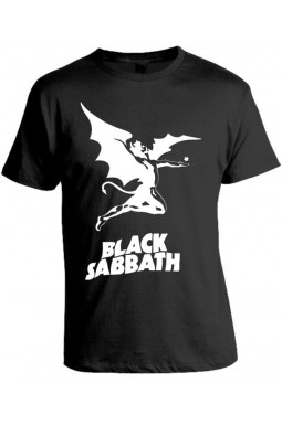Camiseta Black Sabbath Modelo 09
