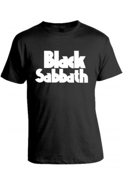 Camiseta Black Sabbath Modelo 02