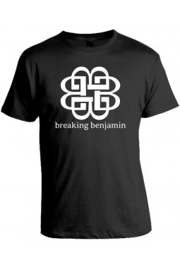 Camiseta Breaking Benjamin