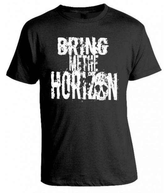 Camiseta Bring Me The Horizon - Modelo 3