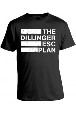 Camiseta Dillinger Escape Plan