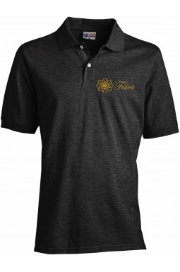 Camisa Polo Universitária Física - Estampada