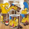 Caneca Marge - Homer - Choco Lover