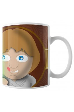 Caneca Cookie Skywalker