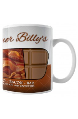 Caneca Simpsons - Choco Bacon - Modelo 02