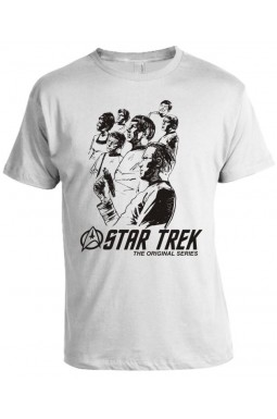 Camiseta Star Trek - The Original Series