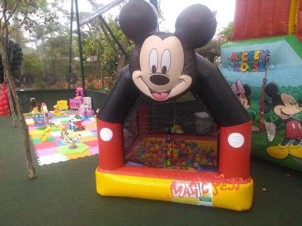 festas-infantis-piscina-de-bolinhas-mickey