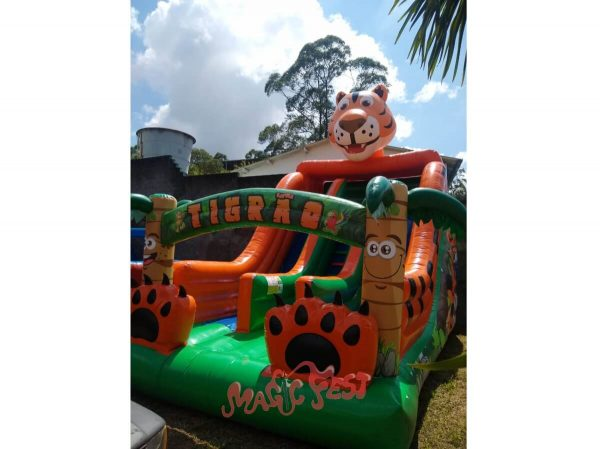aluguel-de-brinquedos-tobogã-tigrão