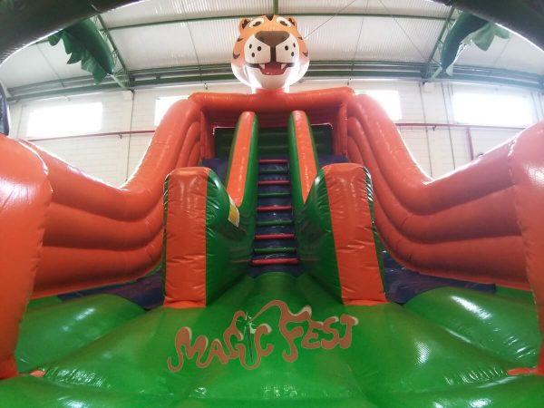 festa-infantil-tobogã-tigrão