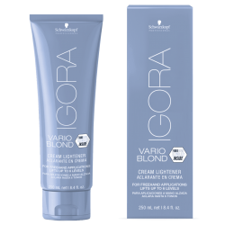 Igora Vario Blond Cream Lightener 250ml