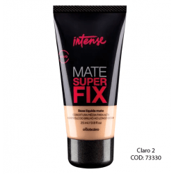 Intense Base Líquida Mate Superfix 25ml