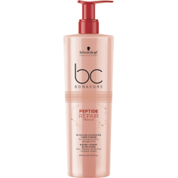 Schwarzkopf BC Micellar Cleansing Conditioner Peptide Repair Rescue 500ml