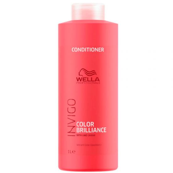 Wella Professionals Invigo Color Brilliance Condicionador 1000ml