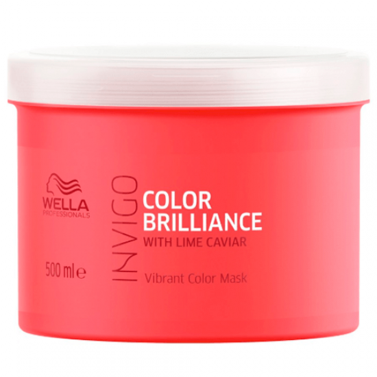 Wella Professionals Invigo Color Brilliance Máscara 500g