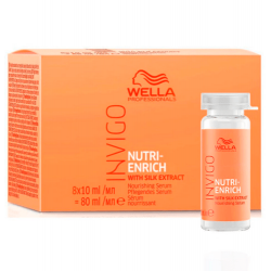 Wella Professionals Kit Ampola Invigo Nutri-Enrich 8 unidades 10ml