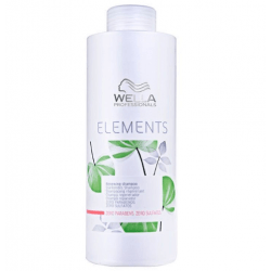 Wella Professionals Elements Renewing Shampoo Sem Sulfato 1000ml