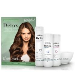 Cadiveu Detox Home Care Kit 3 Produtos + Cumbuca