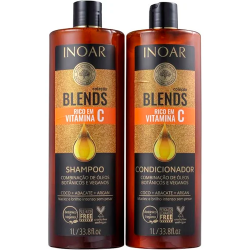 Kit Inoar Blends Sh + Cond. 1litro