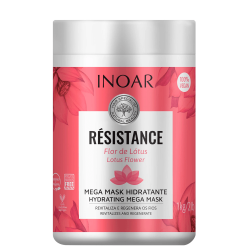 Inoar Résistance Flor de Lótus Máscara 1Kg