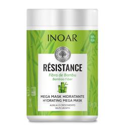 Inoar Résistance Bamboo Máscara 1Kg