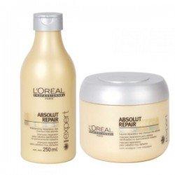 Loreal Profissional Absolut Repair Lipidium Shampoo 300ml e Máscara 200ml