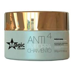 Magic Color  Máscara Reconstrutora 300g Antiemborrachamento N4