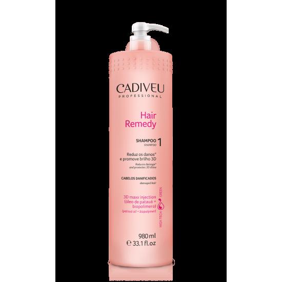 Cadiveu Shampoo Hair Remedy 980ml