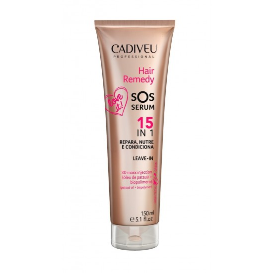 Cadiveu Hair Remedy SOS Serum 50ml
