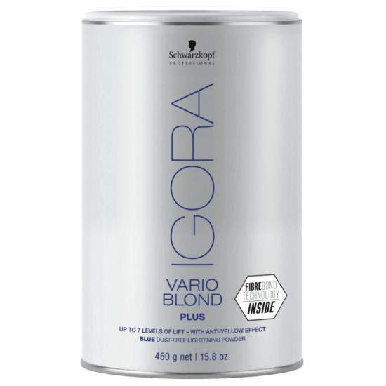 Schwarzkopf Igora Vario Blond Plus Pó Descolorante 450g