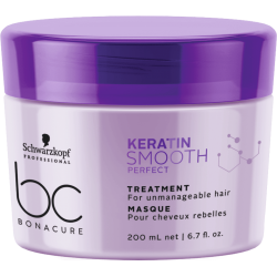 Schwarzkopf Máscara Tratamento Keratin Smooth Perfect 200ml