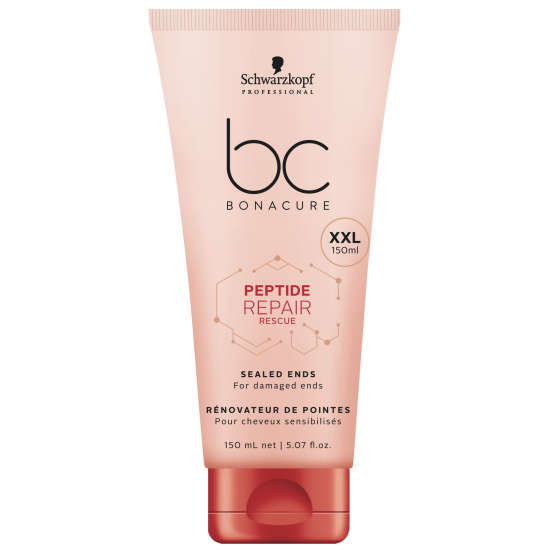 Schwarzkopf BC Peptide Repair Rescue Sealed Ends 150ml