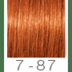 Essensity 7.87 Louro Médio Vermelho Cobre - Coloração Sem Amônia