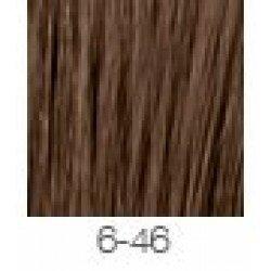 Igora Absolutes Age Blend  6.460 Louro Escuro Bege Marrom