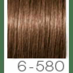 Igora Absolutes Age Blend 6.580 Louro Escuro Dourado Vermelho