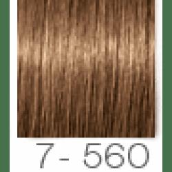 Igora Absolutes Age Blend 7.560 Louro Médio Dourado Marrom
