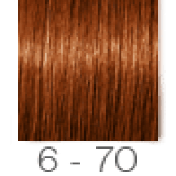Igora Royal Absolutes 6.70 Louro Escuro Cobre Natural