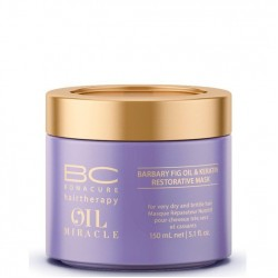 Schwarzkopf Bonacure Barbary Fig Oil Máscara Restauradora 150ml