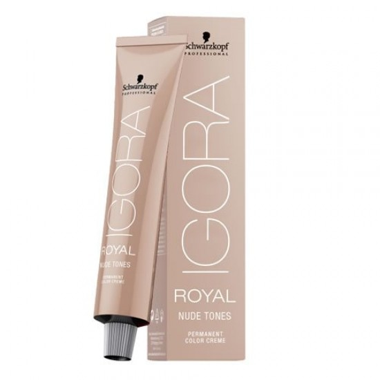 Igora Royal Nude Tons 6.46 Louro Escuro