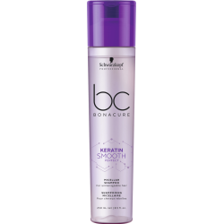 Schwarzkopf Shampoo Micellar Keratin Smooth Perfect 250ml