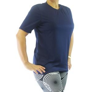 Camiseta Fitness | Azul